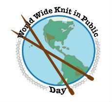 Knit-in-public