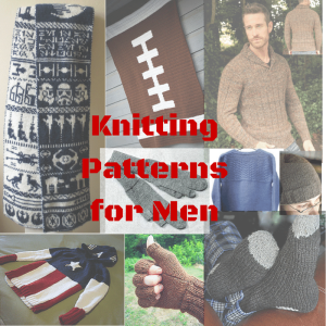 knittingfor men