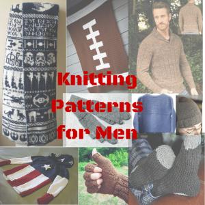 knittingfor men