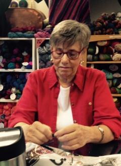 Nancy- A Woolstock Staple