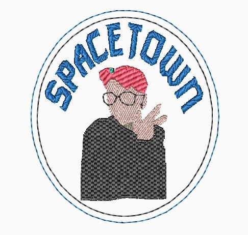 Spacetown-patch